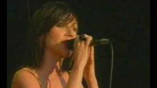 PJ Harvey - Good Fortune live
