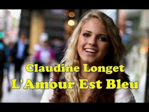 L'Amour Est Bleu - Claudine Monget Karaoke