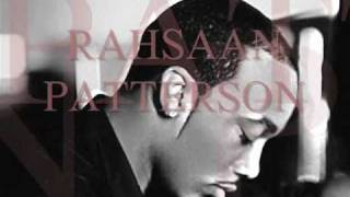 Watch Rahsaan Patterson No Danger video