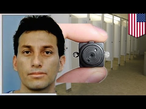 Toilet cam bust: University... - TomoNews US  - xVOHH8CRMkk -