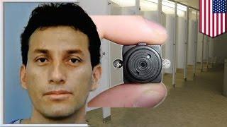 Spy cam Bathroom camera hidden