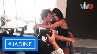 [#Jadine] The Supreme Love Team At The Philstar Supreme Shoot