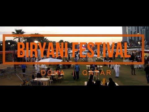 Biryani Festival! | Cheapest Biryani | Doha | Qatar