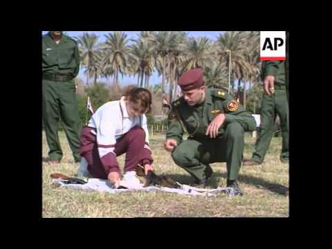 Iraq - Military Training Extended To Women