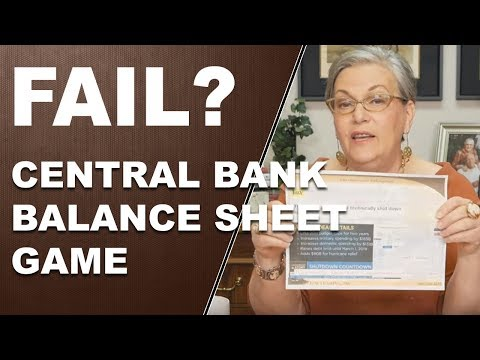 Fail? Central Bank Balance Sheet Games