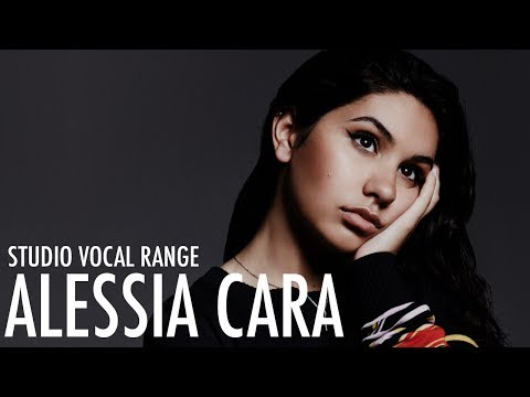 Alessia Cara's Studio Vocal Range | C3 - F#5 - G#5
