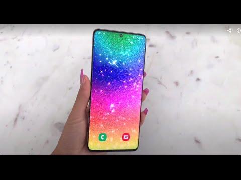 Glitter Live Wallpaper Glitzy