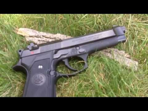 Beretta 92FS review... I wish I could bash it, but can