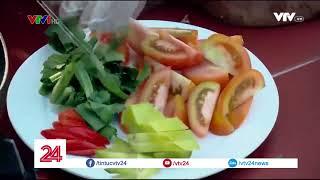 Cá đuối nấu măng chua | VTV24