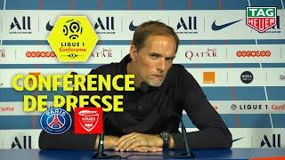 Conférence de presse Paris Saint-Germain - Nîmes Olympique ( 3-0 ) / 2019-20