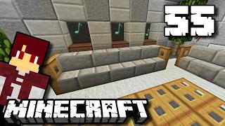 Ruangan Musik Bawah Tanah ! - Minecraft Survival Indonesia #55