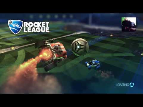 Two Bananas vs The World(Rocket League)