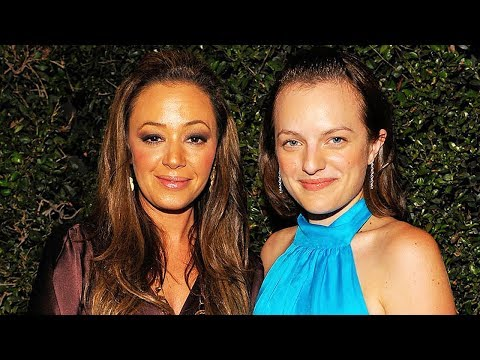 Leah Remini Questions Elisabeth Moss' Support Of Scientology