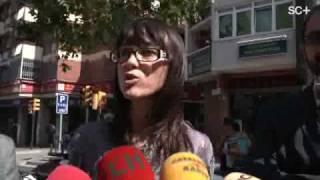 Puntos de recarga para vehículos eléctricos en el Barcelonès