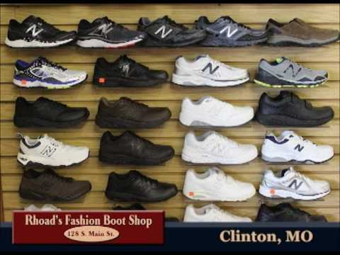 Clinton Missouri's Rhoad's Fashion Boot Shop on Our Story's the Celebrities