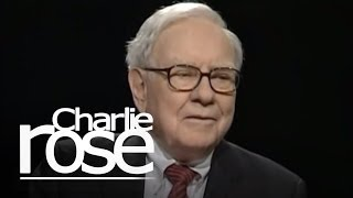 Charlie Rose - An Hour with Warren Buffett