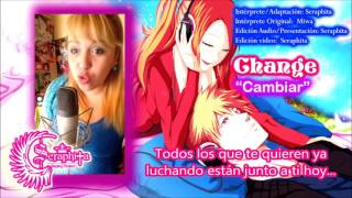 Change /Bleach/Opening 12/ Fandub Latino