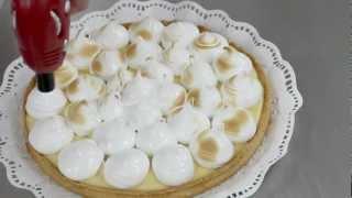 truco dorar merengue con soplete