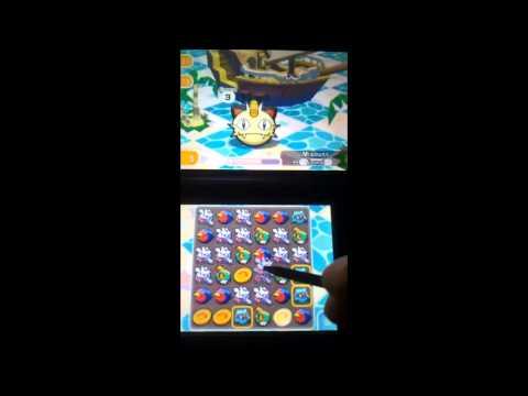Pokemon Shuffle   Get 500 gold Coin Level 37