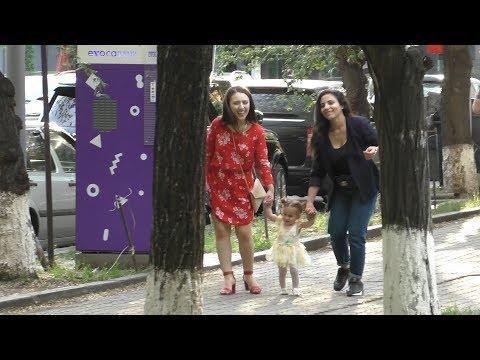 Yerevan, 18.05.18, Fr, Video-2, Isahakyan ev Gogol. Tesaran.