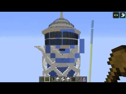 Minecraft : Cairo Tower Projects!