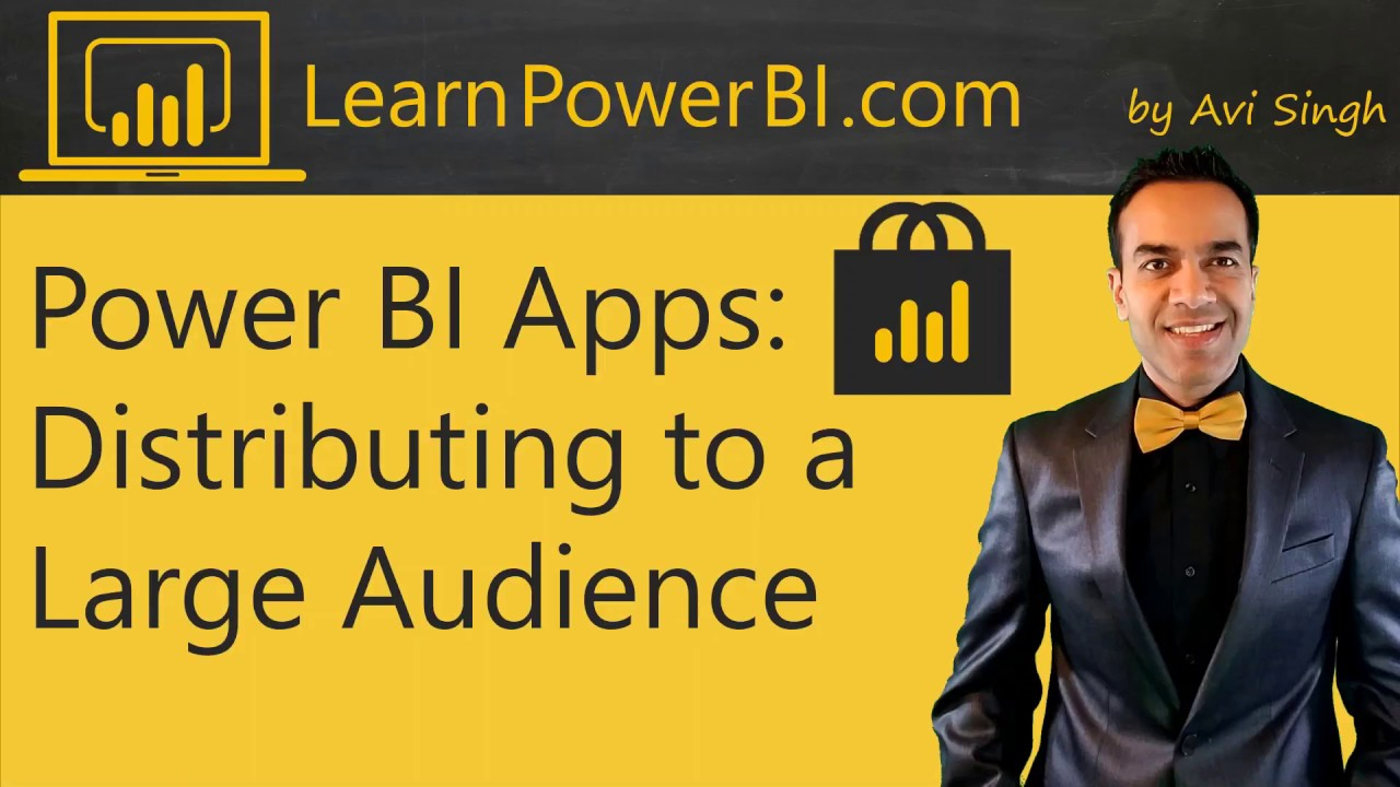 Power BI Apps and App Workspaces: How to distribute Power BI content to a  Large Audience