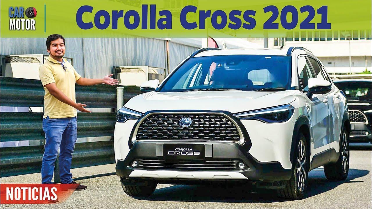 Toyota Corolla Cross - Más espacio y versatilidad 🚗 | Car Motor