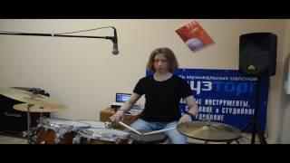 Урок #1. С чего начать учиться играть на барабанах.