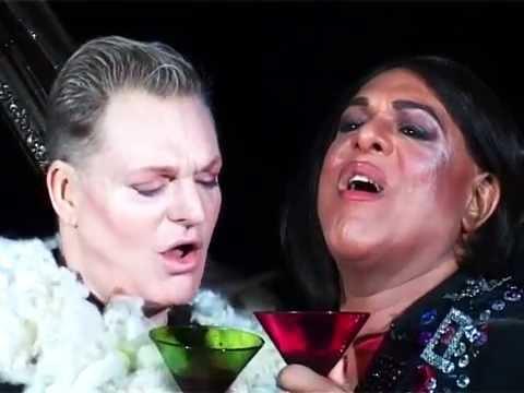 Andy Bell (Erasure) & Lana Pillay - Queercore! (Matt Pop Radio Mix)