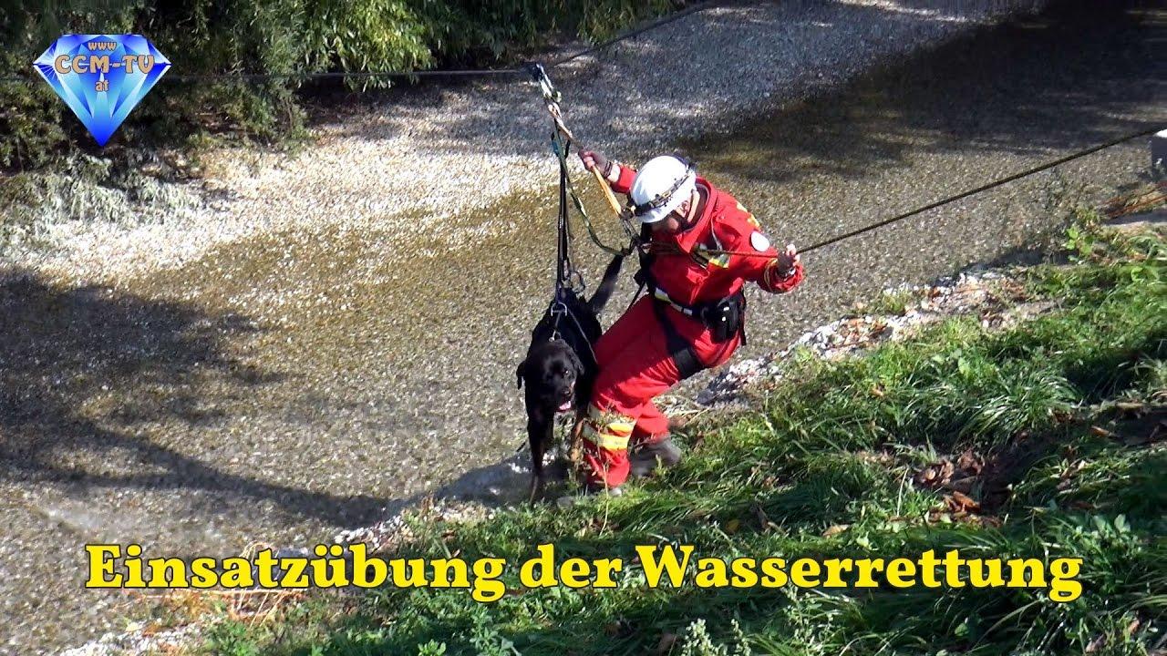 1. 10. 2016 - Einsatzübung der Wasserrettung - CCM-TV.at - YouTube