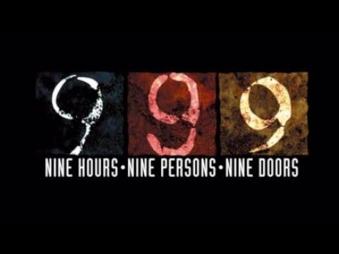 Zero Escape - 999 Part 3: Whats behind door number 5