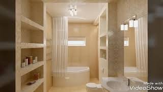 100 Small bathroom design ideas 2019 catalogue