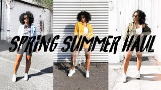MAY HAUL - SPRING AND SUMMER WARDROBE | ft. Topshop, ASOS, Missguided + more