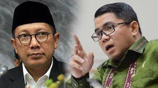 Dapat Umpatan dari Arteria Dahlan, Reaksi Menteri Agama Lukman Hakim Mengejutkan