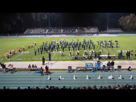 Final performance, SWEET, North Hall High School Band 11/11/16