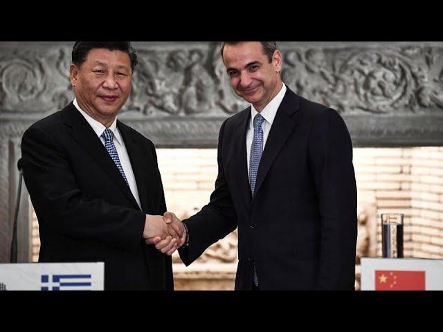 Греция и КНР - партнёры навек?