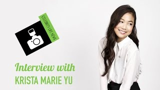 Interview with Krista Marie Yu / Celebrity Life News