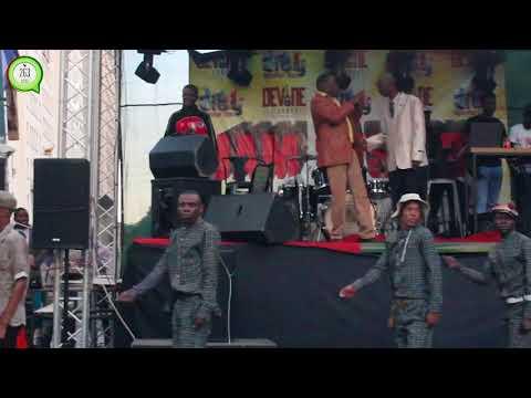 Harare International Carnival Rehearsals