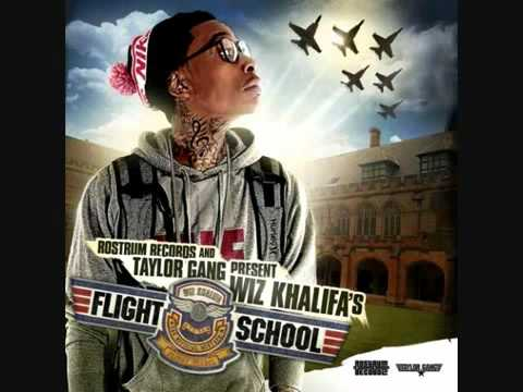 Wiz Khalifa - Teach U To Fly (Flight School)