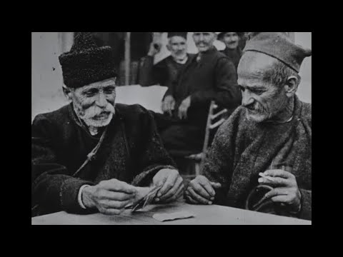 Archive film | BELGRADE 1922. | HD