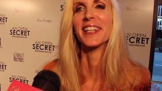 "Red Carpet Fly ""An Open Secret"" Movie Premiere"