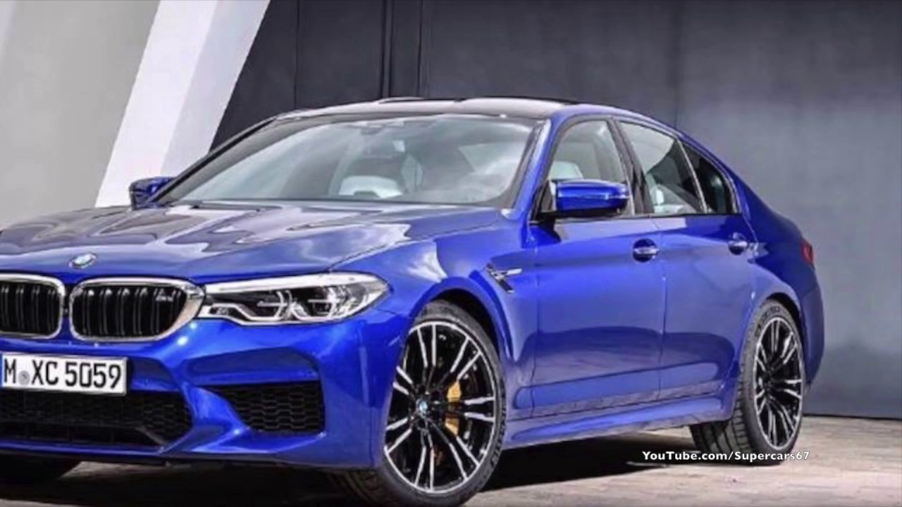 EXCLUSIVE LEAKED 2019 BMW M5 F90 - YouTube