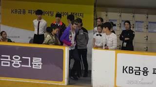 2017 FS Korea Challenge (DAY4) Gala #09 Yura MIN & Alexander GAMELIN EX