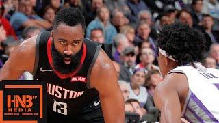 Houston Rockets vs Sacramento Kings Full Game Highlights | April 2, 2018-19 NBA Season