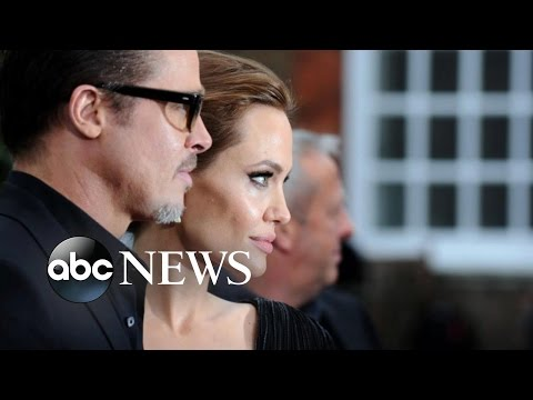 New Developments in Angelina Jolie, Brad Pitt Divorce