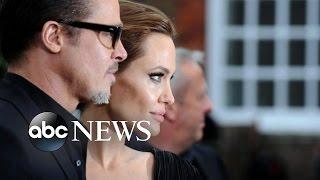 New Developments in Angelina Jolie, Brad Pitt Divorce