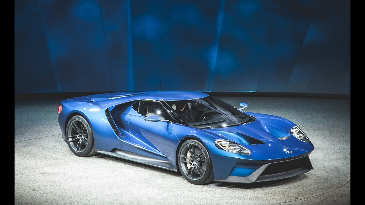 Review Car 2017 Ford GT Specs, Price and Release Date - YouTube