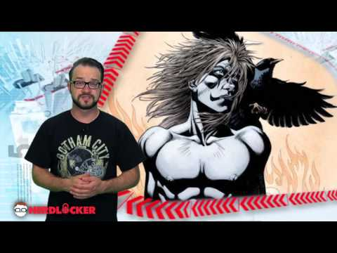 Nerdlocker Comic Book Review - The Crow #2