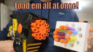 Nerf Invention - Nerf Dart Loader Mod