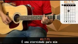 Não É Normal - Nx Zero (aula de violão completa)
